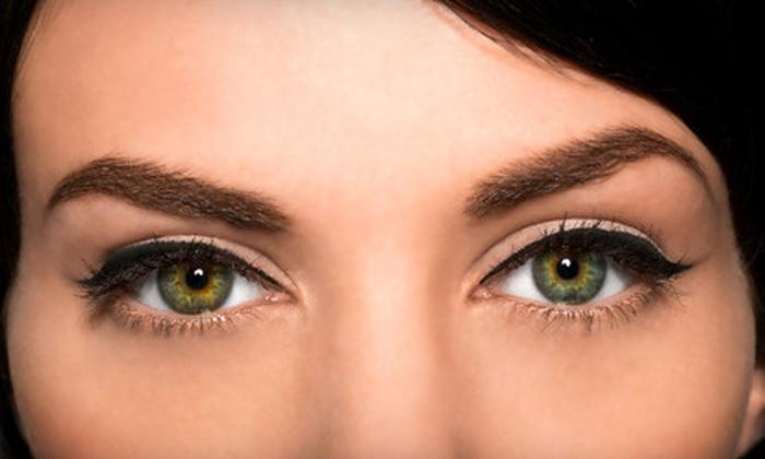 Wakeup Beauty Salon & Spa - Wakeup Aromatherapy Salon & Spa: Three Eyebrow-Threading Sessions or a Brazilian Bikini Wax at Wakeup Beauty Salon & Spa in Torrance (Up to 58% Off)