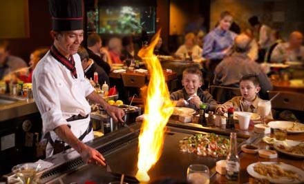 $50 Groupon to Nagoya Japanese Steakhouse & Sushi - Nagoya Japanese Steakhouse and Sushi in Port Clinton