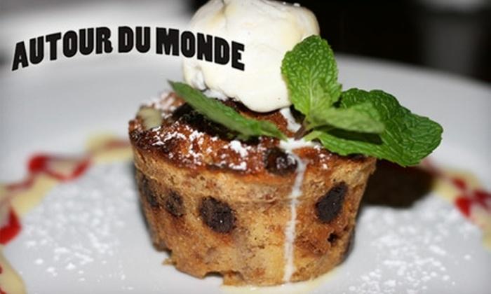 Autour du Monde - Clinton Hill: $20 for $40 Worth of Fresh Bistro Dinner at Autour du Monde in Brooklyn
