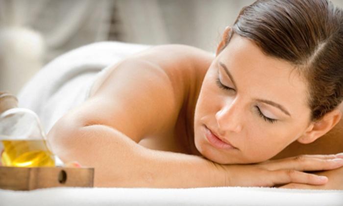 Karma Day Spa - Kernersville: Hot-Stone Massage or Ultrasonic Facial at Karma Day Spa in Kernersville