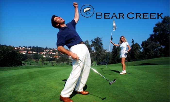 Bear Creek Golf World - Houston: $59 for a Two-Month Membership Plus a Free Round of Golf at Bear Creek Golf World (a $119 Value)