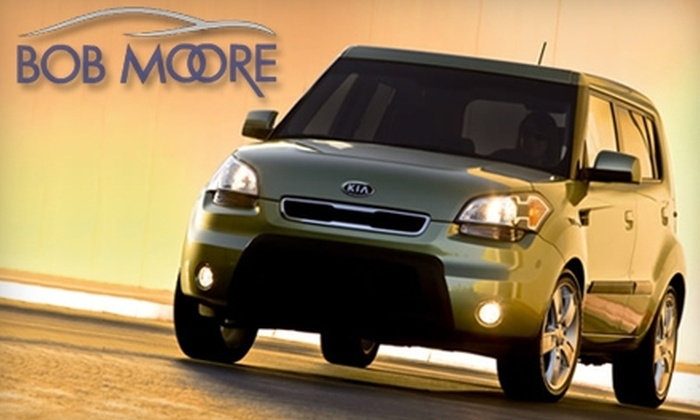 Bob Moore Auto Group - Multiple Locations: $99 for an Interior and Exterior Detail at Bob Moore Auto Group ($200 Value)