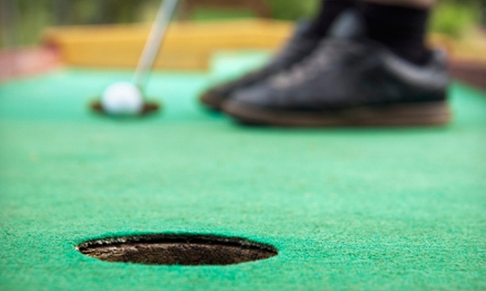 Papio Greens Golf Center - Papillion Second II: 36 Holes of Mini Golf for Two or Four at Papio Greens Golf Center in Papillion (Up to 59% Off)