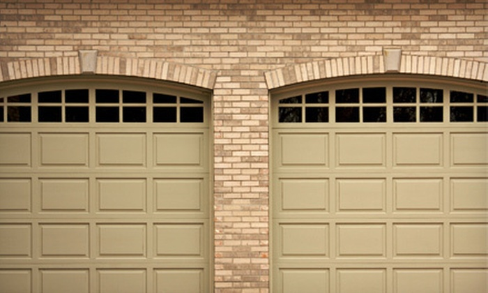 Woodward Heating, Inc. - Aumsville: Inspection and Tune-Up for Single or Dual Garage Door from Woodward Heating, Inc. (Up to 65% Off)