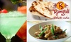 OOB - Rangoli - South Riding: $15 for $30 Worth of Authentic Indian Fare and Drinks at Rangoli in Chantilly