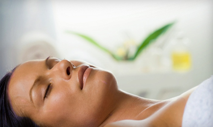 Ohm Skin Care - James Island: 60-Minute Facial or $20 for $40 Worth of Sugaring Hair-Removal Services at Ohm Skin Care Inside Cloud 9 Day Spa