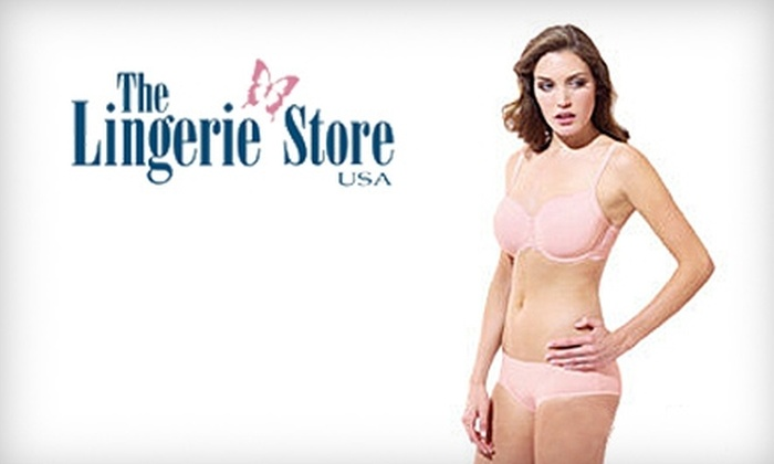 The Lingerie Store - Central Oklahoma City: $25 for $50 Worth of Lingerie at The Lingerie Store in Oklahoma City