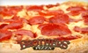 Brothers' Pizza Company - 2: $10 for $25 for Italian Fare at Brothers' Pizza Company