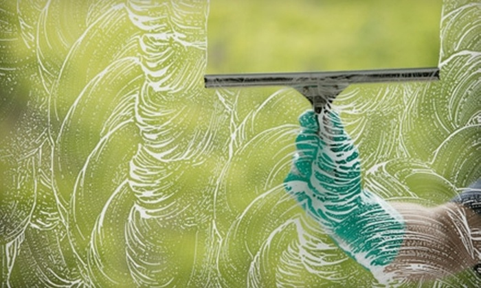 The EverClean Company - Multiple Locations: $29 for $100 Worth of Residential Window-Cleaning Services from The EverClean Company