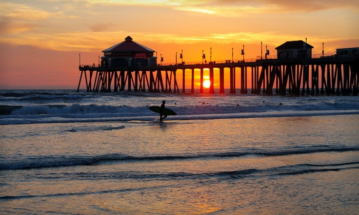 Shorebreak Hotel - Downtown Huntington Beach: Three- or Five-Night Stay for Two in a City/Courtyard-View Room at Shorebreak Hotel in Greater Los Angeles