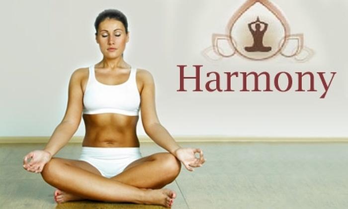 Harmony Learning Center - Tucker: $37 for Five Yoga Classes at Harmony Learning Center in Tucker ($75 Value)