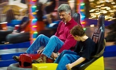 Arnold's Family Fun Center - Arnold's Family Fun Center in Oaks