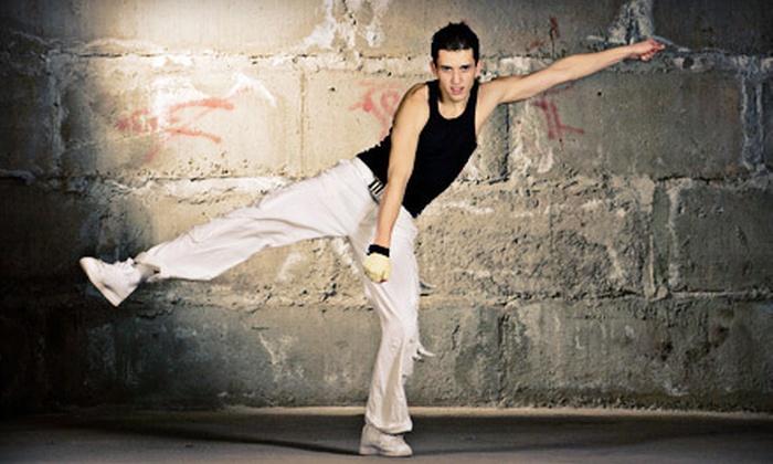 Subwalk Dance Centre - Bridgeport: $39 for 12 Drop-In Dance Classes at Subwalk Dance Centre in Richmond ($107 Value)