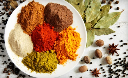 $20 Groupon to All Spiced Up - All Spiced Up in Stuart