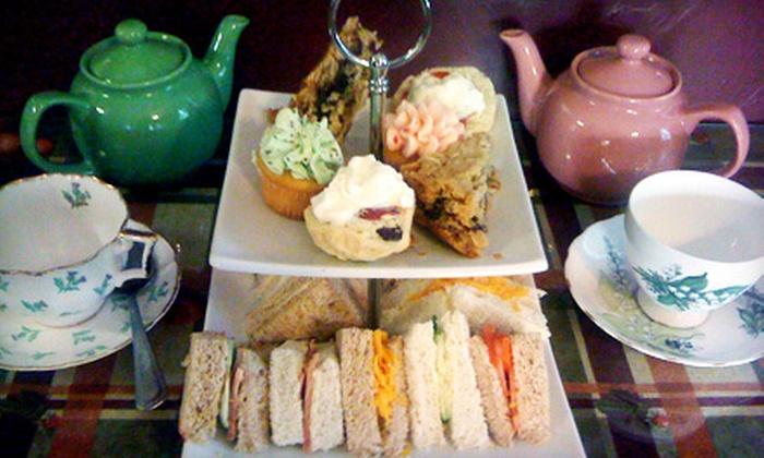 Ma Belle's Cafe - Dartmouth Centre: $10 for High Tea for Two at Ma Belle's Cafe in Dartmouth ($19.99 Value)