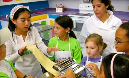 One Jr. Chef Cooking Class (a $30 value) - Young Chefs Academy in Lancaster