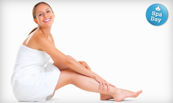 Alli Total Body Wellness & Aesthetics Center - Gilbert: Facial, Massage, and Collagen Treatment Spa Packages at Alli Total Body Wellness & Aesthetics Center in Mesa. Two Options Available.