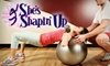 She's Shapin' Up - Sioux Falls: $32 for a Four-Week Fitness Boot Camp at She's Shapin' Up