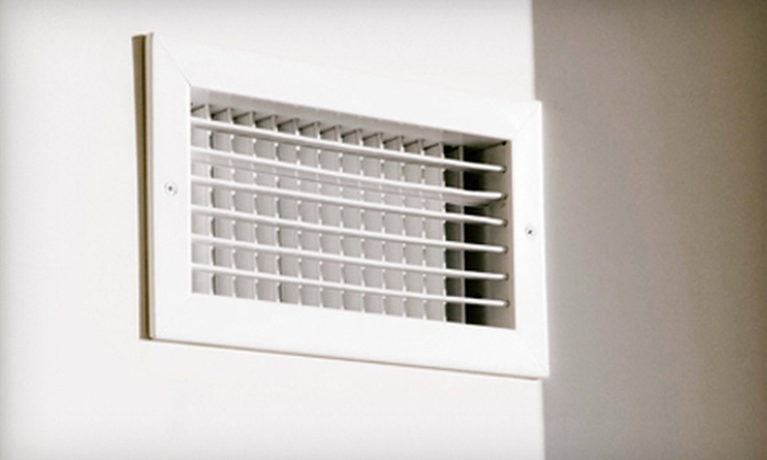 Santos Helpers - Fairfield County: $49 for Home Duct Cleaning from Santos Helpers (Up to $250 Value)