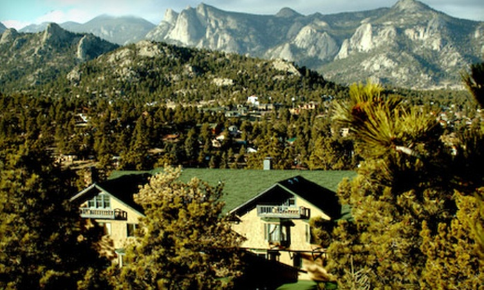The Historic Crags Lodge - Estes Park, CO: Two-Night Stay in a One-Bedroom Suite at The Historic Crags Lodge in Estes Park (Up to 60% Off). Two Options Available.