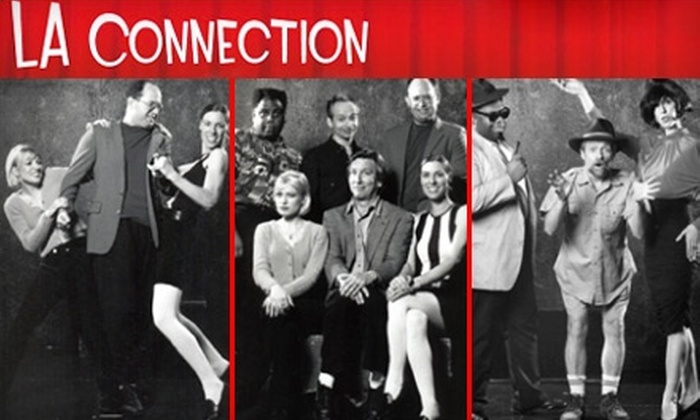 LA Connection Comedy Theatre - Sherman Oaks: $10 for Two Tickets to Any Improv Show at L.A. Connection Comedy Theatre in Sherman Oaks (Up to $24 Value)
