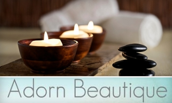 Adorn Beautique - Leawood: $25 for $60 Worth of Spa Services at Adorn Beautique in Leawood