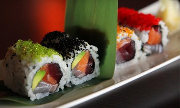 Kabuki Sushi And Fusion - Ballwin: $10 for $20 Worth of Sushi and Japanese Fusion Fare at Kabuki Sushi And Fusion