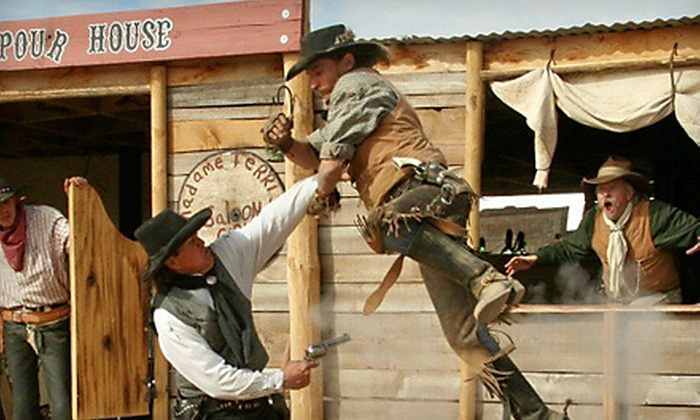 Wild Western Festival - Glendale: Outing for Two or Four to the Wild Western Festival at Sahuaro Ranch Park in Glendale on October 14–16