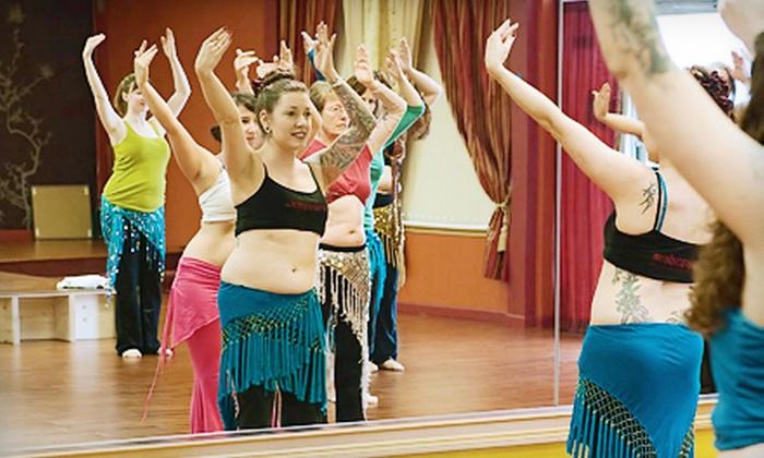 Dance Life Studio & Fitness - Middleton: $25 for 10 Classes at Dance Life Studio & Fitness ($115 Value)