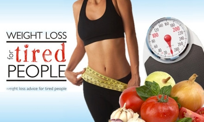 Weight Loss for Tired People - Washington DC: $250 for a 12-Week Coaching Program from Weight Loss for Tired People ($597 Value)