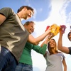 53% Off Lawn Party with Open Bar for Two