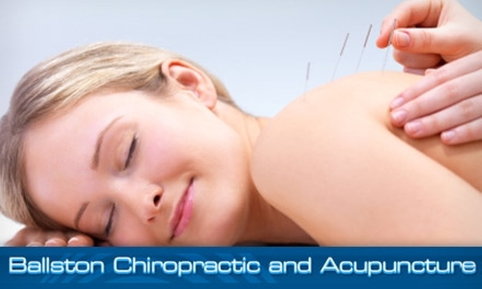 Ballston Chiropractic and Acupuncture - Ballston - Virginia Square: $35 for a One-Hour Consultation & Acupuncture Session at Ballston Chiropractic and Acupuncture