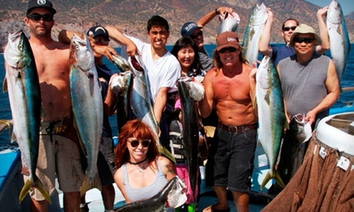California Sportsman Association: $79 for a Deep-Sea-Fishing Trip and One-Year Membership from California Sportsman Association ($205 Value)