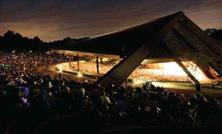 The Cleveland Orchestra's Concert at Blossom Music Center on Sun., Aug. 28 at 7:00PM: Section-2 Seating - Cleveland Orchestra in Cuyahoga Falls