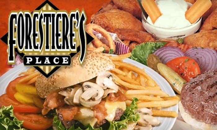 Forestiere's Place - Downtown Clovis: $7 for $15 Worth of Casual Bites at Forestiere's Place in Clovis