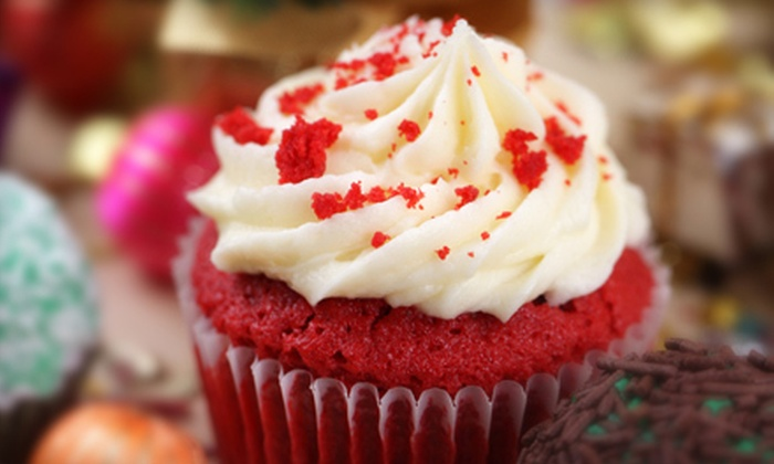 Auntie Em's Fine Foods & Pastries - El Camino: $12 for One Dozen Cupcakes at Auntie Em's Fine Foods & Pastries in South San Francisco ($24 Value)
