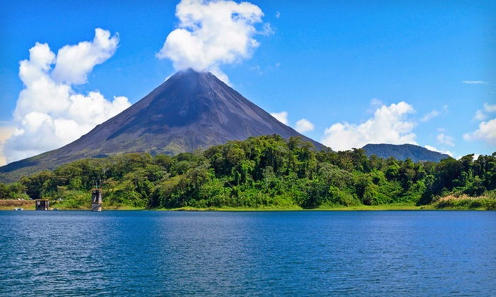 Costa Rica Vacation With Round Trip Airfare In San Jose