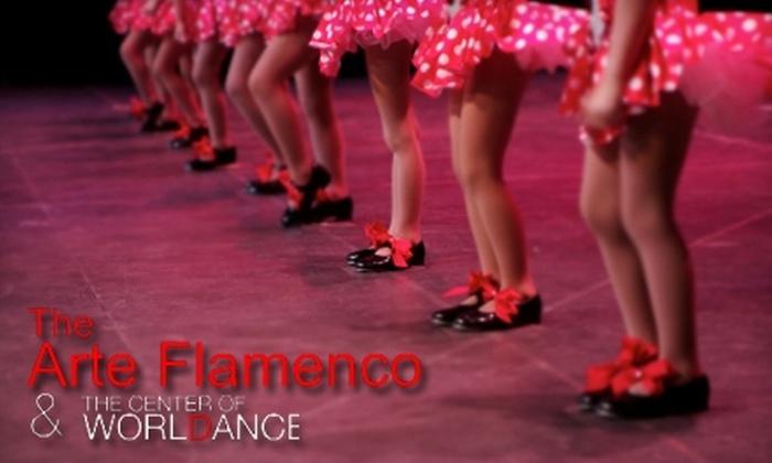 Arte-Flamenco Dance Theatre - Alhambra: $24 for Four One-Hour Kids' Dance Classes at The Arte-Flamenco Dance Theatre in Alhambra (Up to $60 Value)