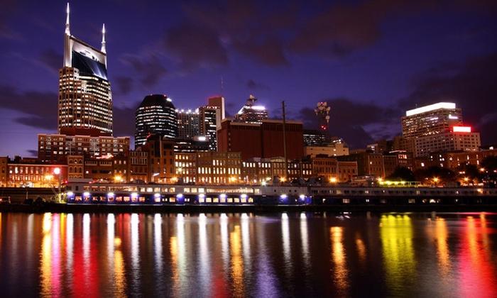 Millennium Maxwell House Hotel - Nashville: One-Night Stay for Two at the Millennium Maxwell House Hotel in Nashville