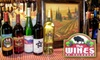 The Wines of Colorado - Pikes Peak: $20 for $40 Worth of American Cuisine and Wine at The Wines of Colorado in Cascade