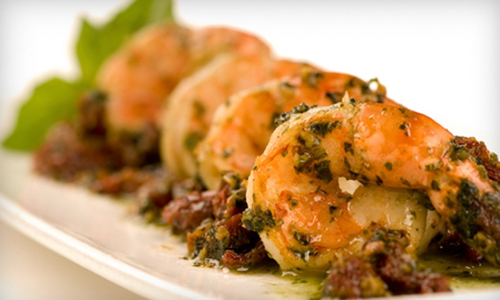 The Cove Trattoria - McCormick Ranch: Italian Fare for Two with Appetizer, Entrees, and Wine or $15 for $30 Worth of Lunch or Dinner at The Cove Trattoria in Scottsdale