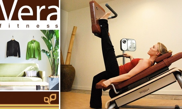 Vera Fitness - Green Lakes: $19 for Three Women's Group Training Sessions at Vera Fitness