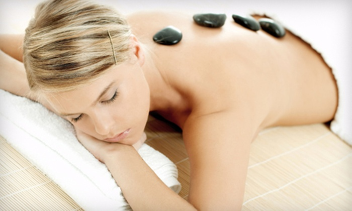 SunSera Salons - Multiple Locations: $39 for a One-Hour Hot-Stone Massage at SunSera Salons ($85 Value)