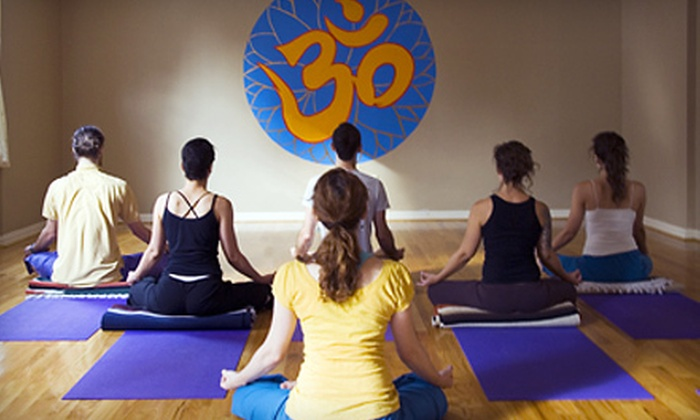Greenhouse Holistic - Multiple Locations: 5, 10, or 20 Yoga Classes at Greenhouse Holistic in Brooklyn (Up to 83% Off). Valid at Three Locations.