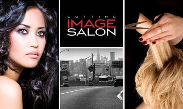 Cutting Image Salon - East Village: $40 for $85 Worth of Salon Services at Cutting Image Salon