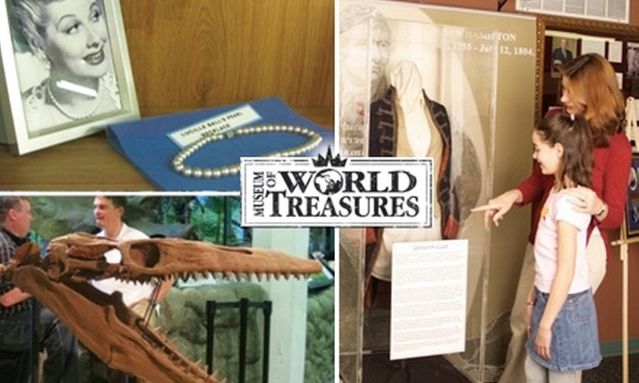 Museum of World Treasures - Old Town: $4 Admission to the Museum of World Treasures