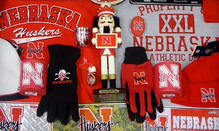 Shop House Wholesale - West Omaha: $10 for $20 Worth of Husker Apparel and Accessories, Household Goods, Tools, and Gifts at Shop House Wholesale