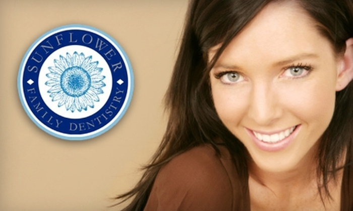 null - Coronado: $59 for a Dental Exam, X-Rays, and Cleaning at Sunflower Family Dentistry