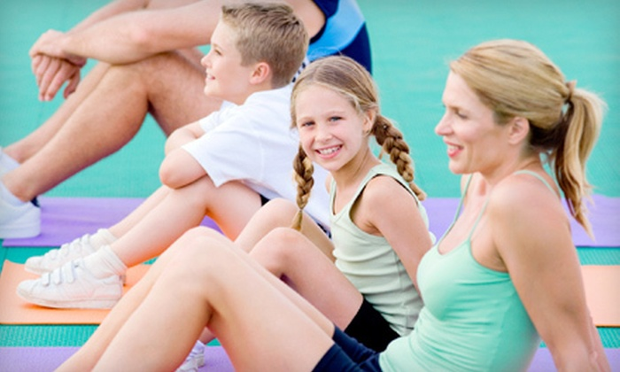 YMCA of Central New Mexico - Multiple Locations: One-Month Adult or Family Membership to YMCA of Central New Mexico (Up to 69% Off)