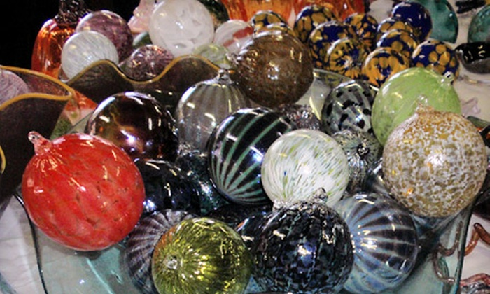 Neusole Glassworks - Walnut Hills: $75 for a Two-Hour Glass-Blowing, Glass-Fusing, or Flame-Working Class for Two at Neusole Glassworks ($150 Value)